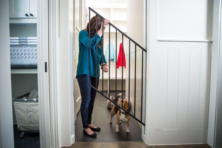 Best 25 Retractable Dog Gate Ideas On Pinterest
