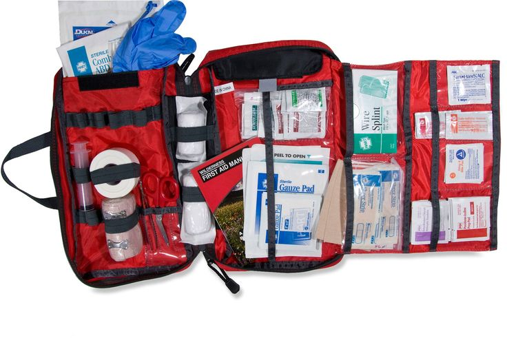 REI Backpacker First-Aid Kit - Special Buy - REI.com
