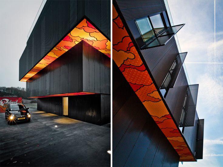Metaform Atelier d'Architecture: ルクセンブルグの集合住宅 | DA なんかイイ。