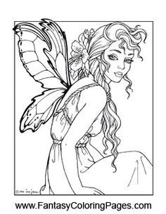 309 best coloring pages images on pinterest   drawings, adult ... - Coloring Pages Beautiful Angels