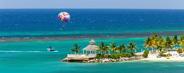 6 Reasons to Go on an All-Inclusive Vacation to Jamaica #travel #beach #deals