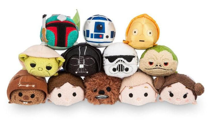 Meet the Cutest 'Star Wars' Toys Ever (Exclusive)