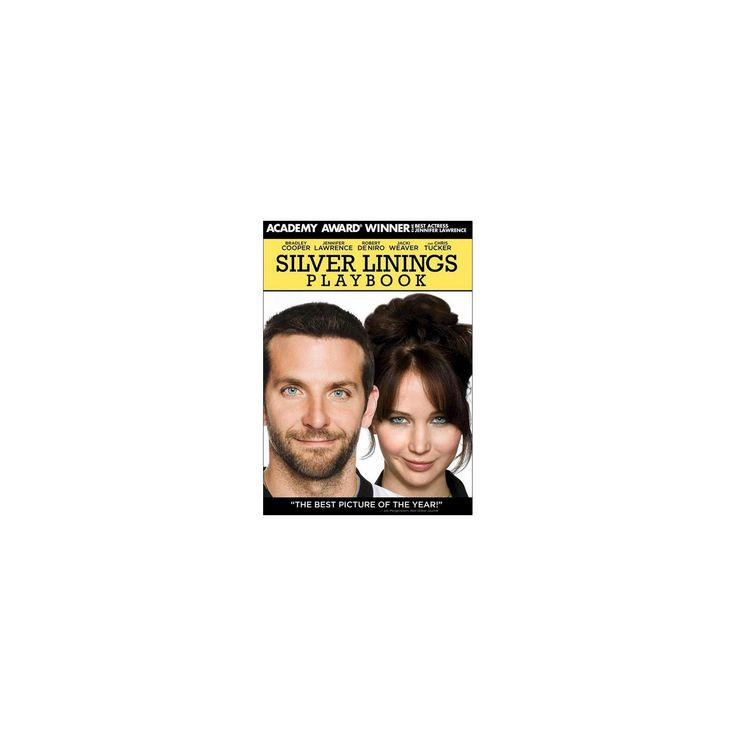 Silver Linings Playbook (Dvd),