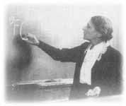 Lise Meitner (1878-1968)    In 1938, after she escaped from the Nazis to Sweden, she carried out the key calculations that led to the discovery of nuclear fission. Her collaborator, Otto Hahn, who stayed behind in Germany, was the sole recipient of the Nobel Prize in chemistry in 1944. In 1997 Meitner was finally honored when element 109 was named meitnerium.