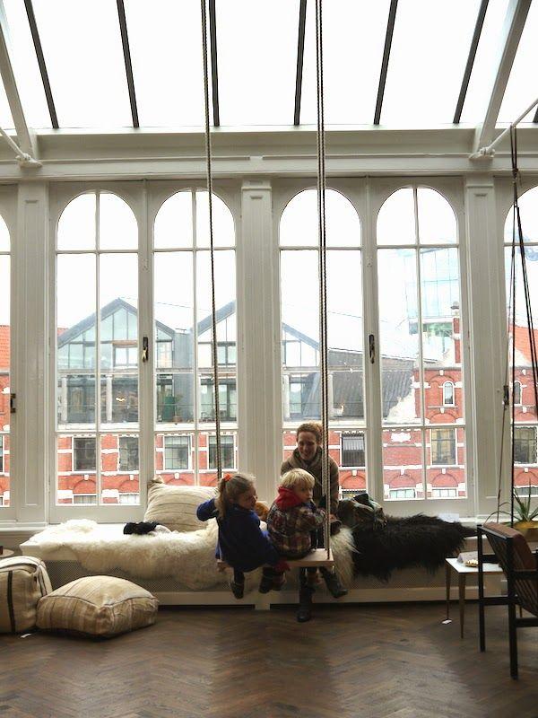 Amsterdam Next City Guide: A sneak peek in The Loft | Munt area