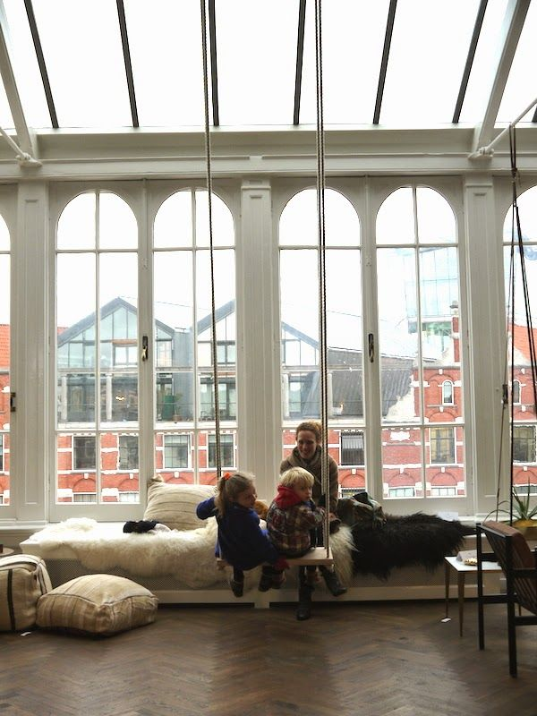 Amsterdam Next City Guide: A sneak peek in The Loft | Munt area