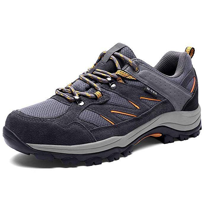 Mens walking shoes, Hiking shoes