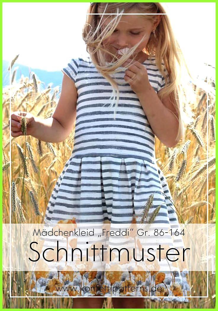 Mädchen Kleid nähen - #Kleid #Mädchen #nähen
