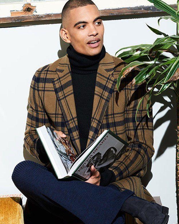 homme afro-cheveux crépus naturel et court   – Hommes Cheveux Crépus