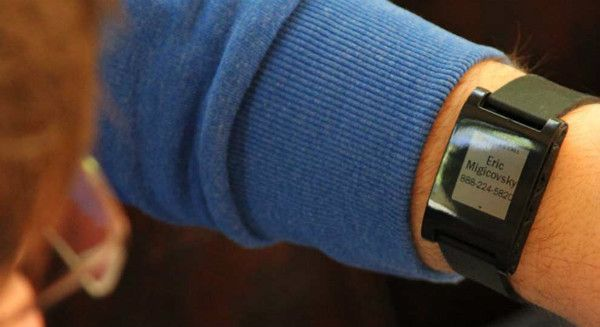 Pebble watch review: Three days of cool wrist vibrations. (Image credit: Pebble)