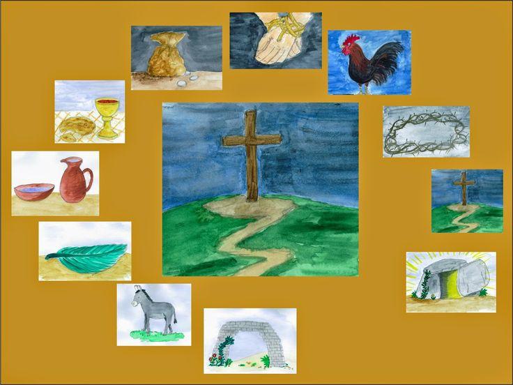Materialkiste: Ostern im Religionsunterricht