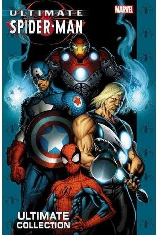 Ultimate Spider-Man Ultimate Collection 6 (Paperback) (Brian Michael Bendis)