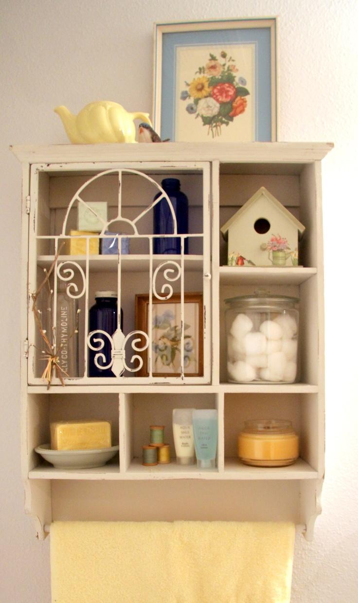 23 best Bathroom Shelf With Towel Bar images on Pinterest   Towel ...