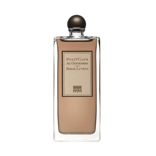 Five O `Clock Au Gingembre Eau De Parfum is een oriëntaalse kruidige geur voor vrouwen en mannen, in 2008 ontworpen door Christopher Sheldrake.