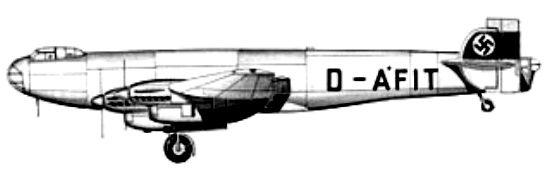 Junkers Ju-89 V2