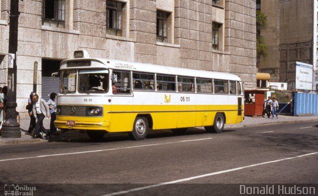 Ônibus da empresa Viação São José, carro 05 111, carroceria Mercedes-Benz Monobloco O-362, chassi Mercedes-Benz O-362. Foto na cidade de São Paulo-SP por Donald Hudson, publicada em 29/08/2014 06:05:27.