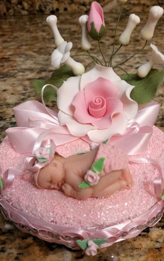 Hey, I found this really awesome Etsy listing at https://www.etsy.com/listing/188564850/cold-porcelain-cake-topperbaby
