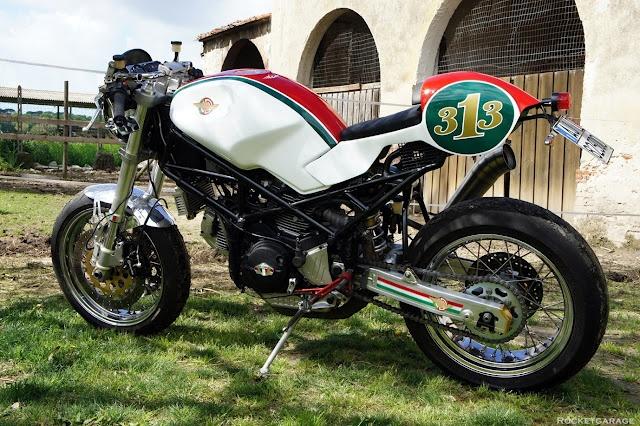 Ducati Monster Cafe Ra...