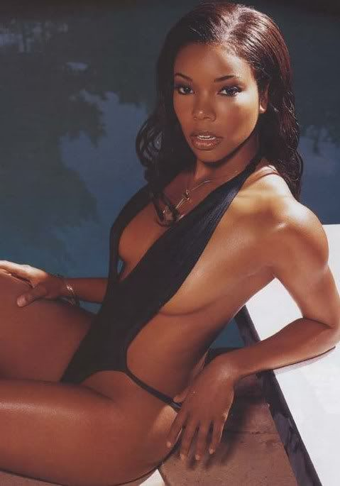 Gabrielle Union my current inspiration for motivation