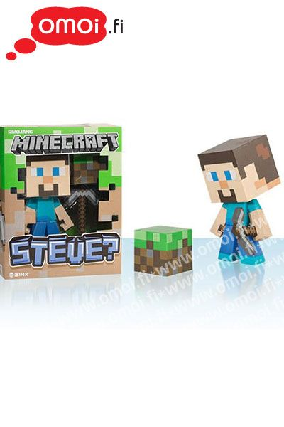 Minecraft Steve Vinyl figure - 32,00EUR : Manga Shop for Europe, A great selection of anime products