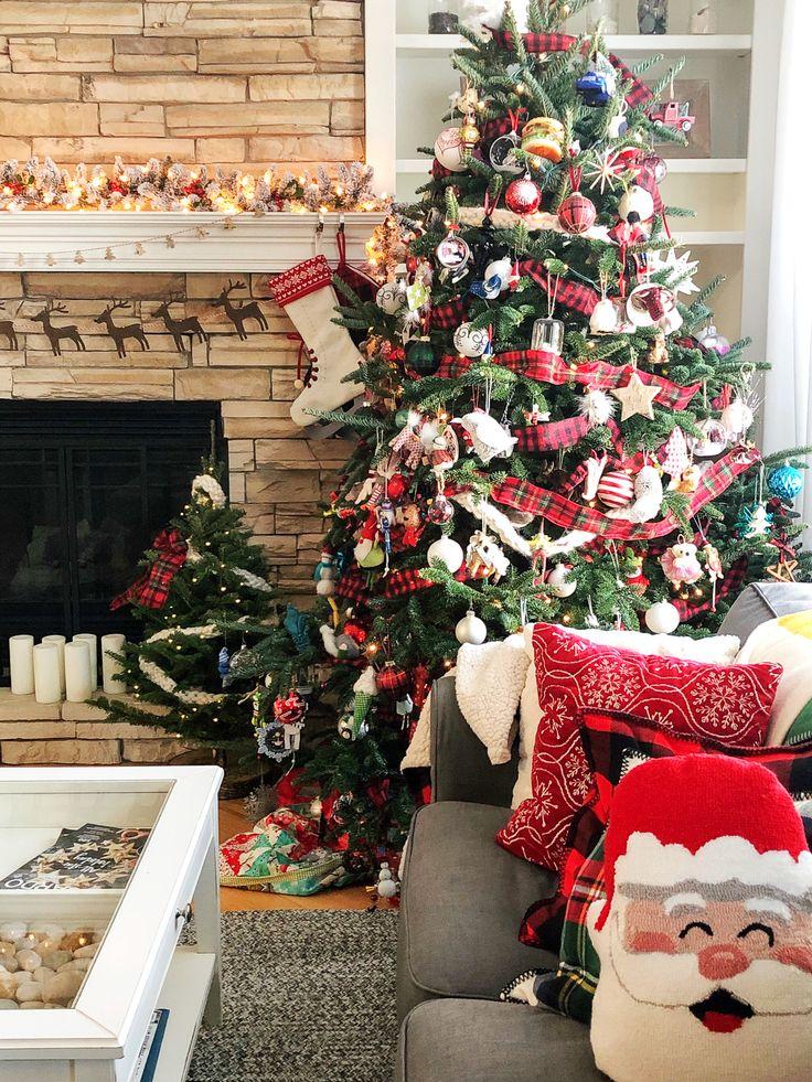 My Christmas Home Tour 12593 best Christmas