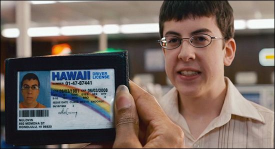Never fails to make me laugh, no matter how many times I have seen Superbad.