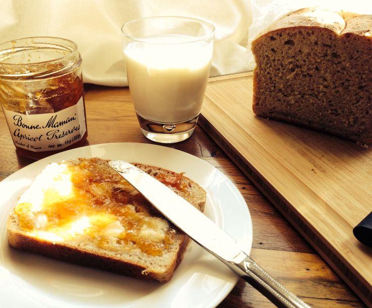 Perfect breakfast.