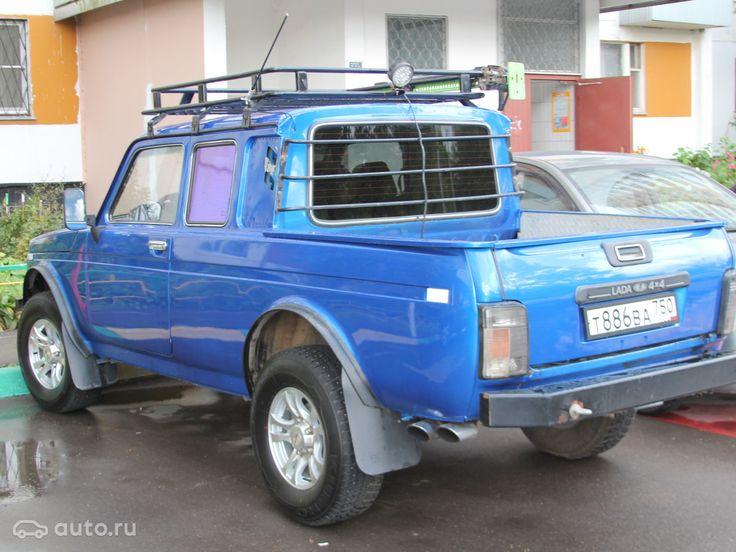 Купить ВАЗ (Lada) 2329 с пробегом в Москве: Пикап Двойная кабина Лада 2008 года, 1.7 MT (79 л.с.) 4WD, цена 285 000 рублей — АВТО.РУ