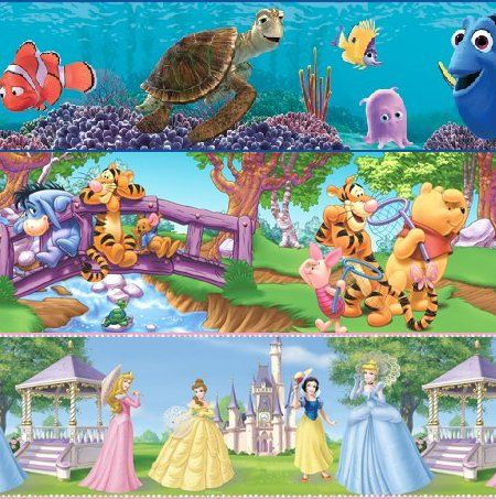 disney wallpaper for bedrooms. disney wall borders jpg  450 453 84 best Disney Wallpaper images on Pinterest Princesses