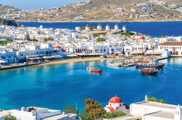 Ultimate Guide to traveling in Mykonos, Greece for party lovers and thrill seekers #islands #mykonos#greece #travel