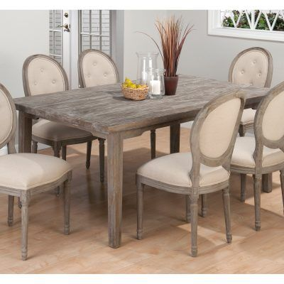 Rectangle Kitchen Table And Chairs With Back