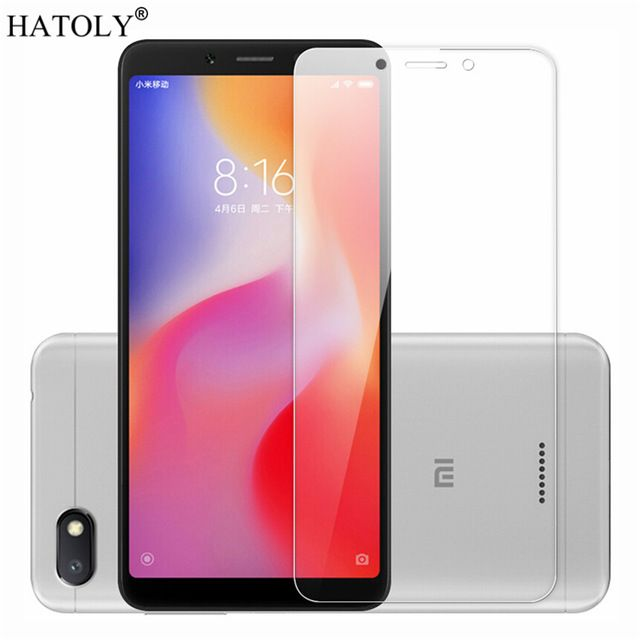 Tempered Glass Xiaomi Redmi 6a Glass Thin Protective Film Screen Protector For Xiaomi R Phone Screen Protector Tempered Glass Screen Protector Screen Protector