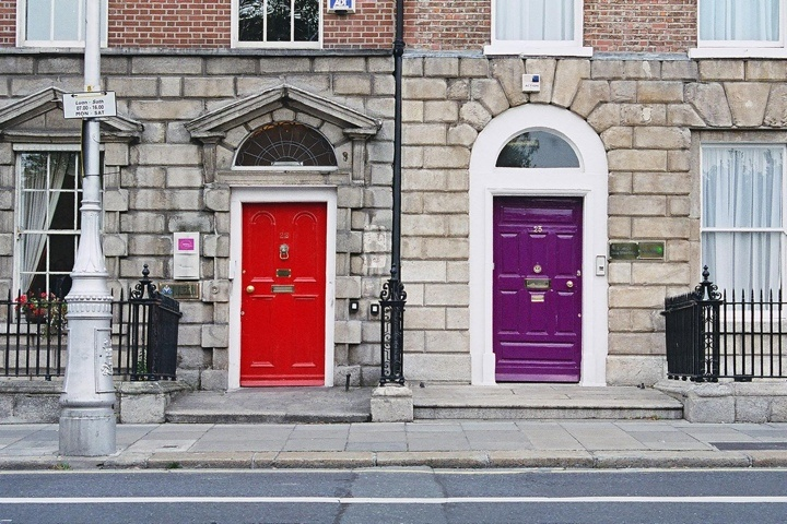 14 Best Georgian Doors Ireland Images On Pinterest