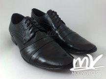 spoločenské kožené topánky