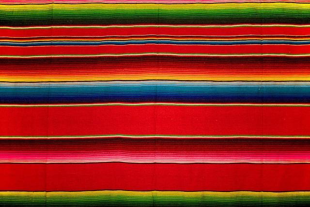 Sarape by crive3210, via Flickr | huipil, poncho, sarape ...