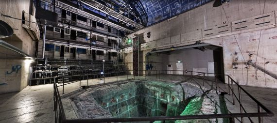 Music, Technology and Performance students from De Montfort University Leicester travelled to Stockholm to make music in a very unusual venue – a former nuclear reactor.