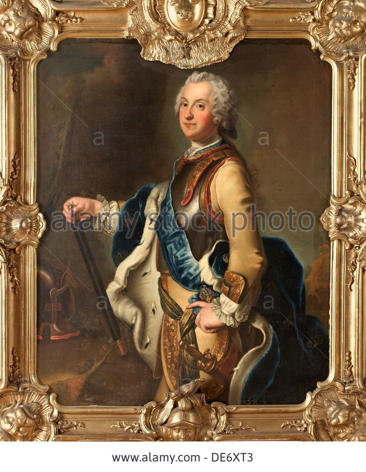 Portrait of Adolf Frederick (1710-1771), King of Sweden