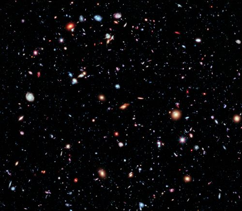 The Hubble Extreme Deep Field