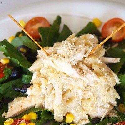 Enginarlı Tavuk Salata