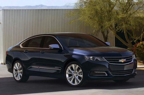 New Impala Nothing Like the Old Ones