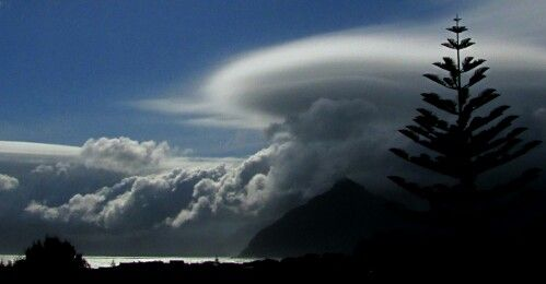 The Swirl.... Over Chapmans Peak Drive Cape Town