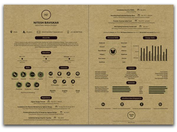25 best Resume images on Pinterest Resume templates, Letter - free resume creator download