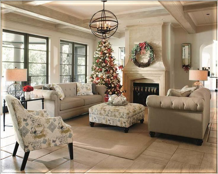 A Cozy Living Room For The Holidays Imagine Sipping Hot Cocoa On Our Hindell Park