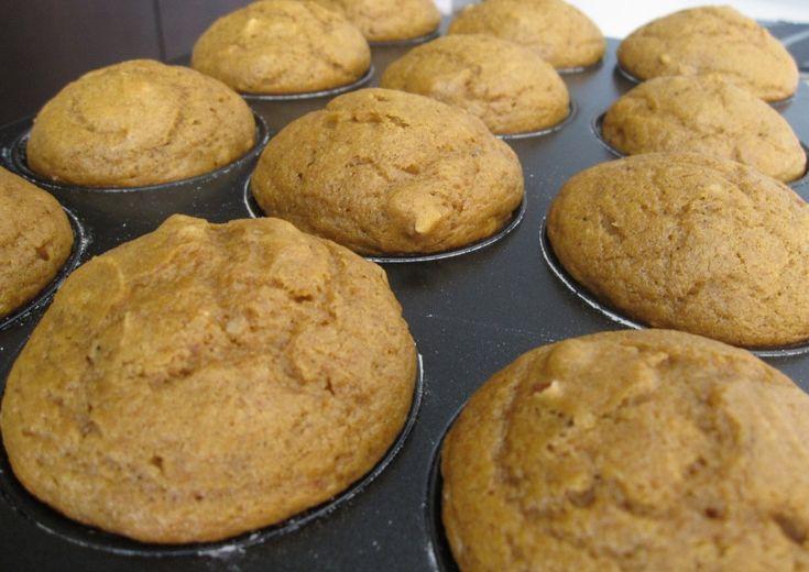 Pumpkin Spice Muffins | Holiday foods | Pinterest