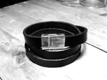 Lether bracelet