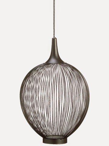 Freshness xch565 ld 20hx12d hanging lantern lead