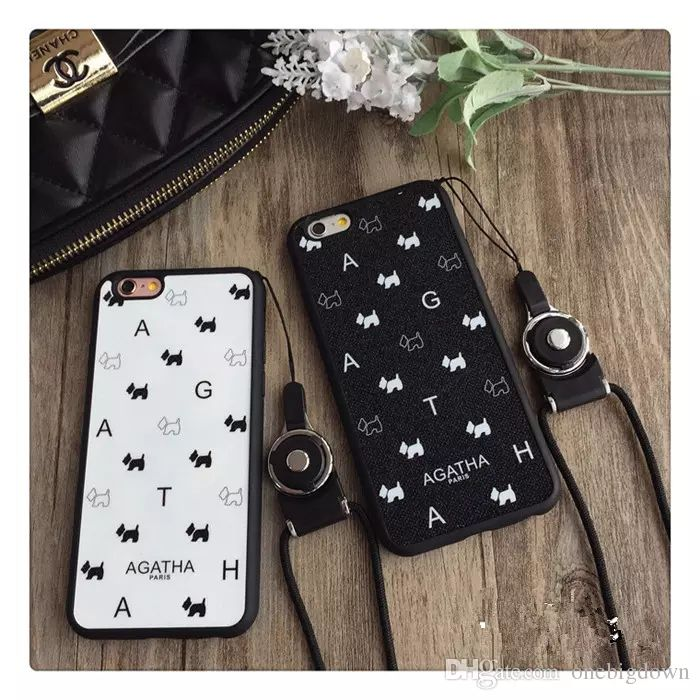 For Iphone 6 Plus Case Glitter Tpu Dog Phone Housing With Lanyard Protective Cover For Iphone 6 6s Cellphone Cases Dhl Free Cell Phones Covers Design Cell Phone Case From Onebigdown, $3.34| Dhgate.Com