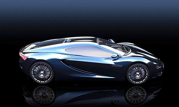 Maserati Bora Concept by Alexander Imnadze | Gear X Head