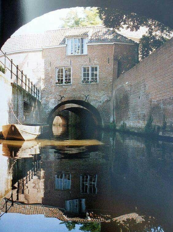 Binnendieze, Den Bosch, Holland