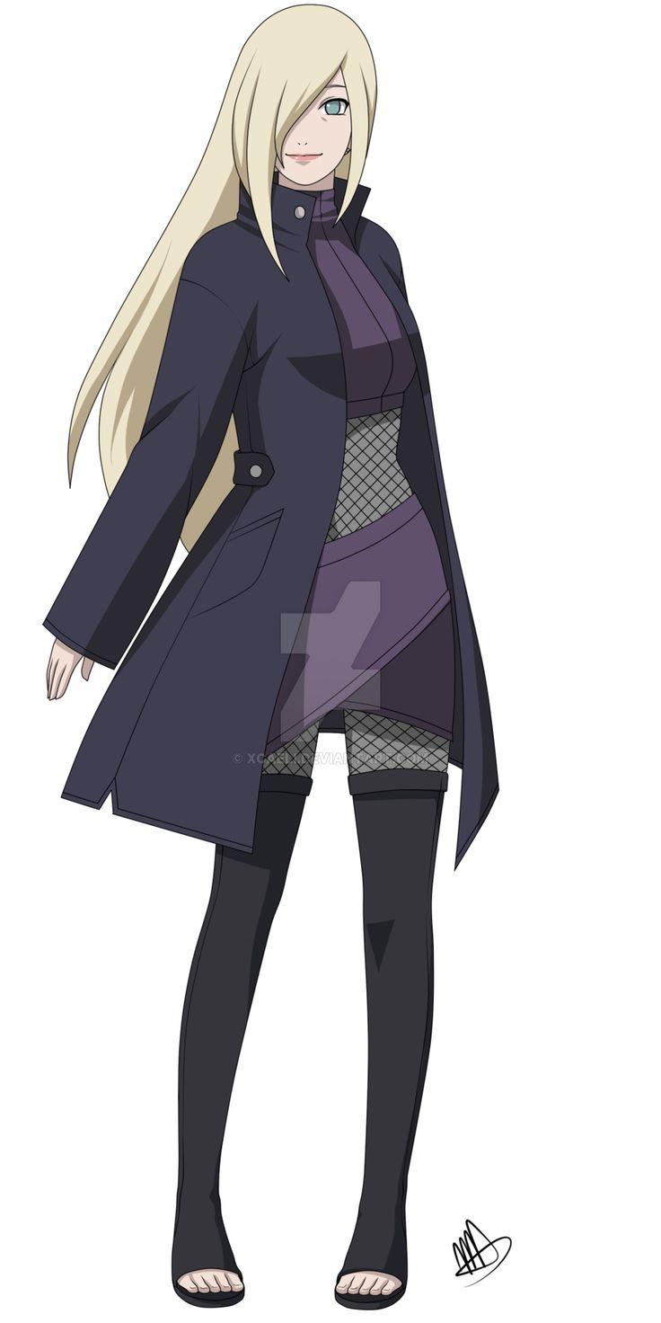 Naruto cosplay ino yamanaka 8